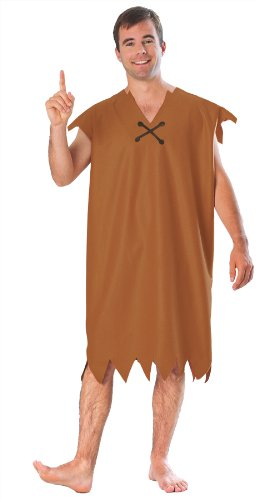 Morris Costumes Men's Flintstones Barney Anim Costume, X -