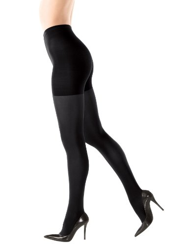 SPANX Bodyshaping Tight-End Tights 128, Black/B