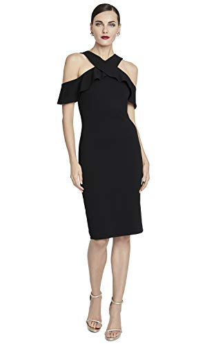 RACHEL Rachel Roy Women's Jolie Dress, Black, M