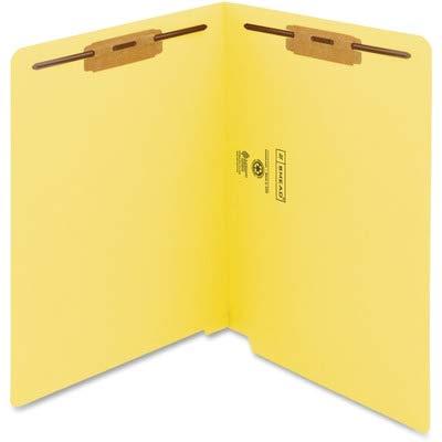 SMD25950 - Smead Watershed/CutLess End Tab Fastener Folders