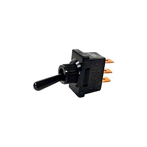 - PENTAIR WATER POOL AND SPA 16920-0522 2-Speed Toggle Switch