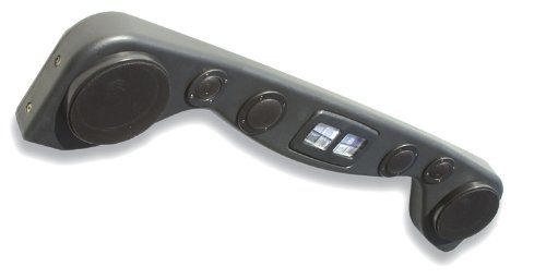 Vertically Driven 792501 6 Speaker Upholstered Sound Bar Wrangler 87-02