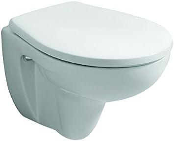 1 Toilettendeckel mit Absenkautomatik,Softclose wei Keramag WC-Sitz Renova Nr