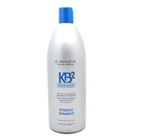 (L'ANZA KB2 Hydrate Shampoo, 33.8 oz.)