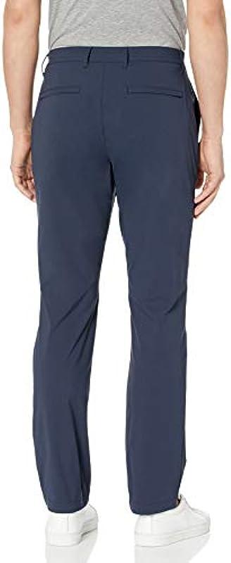 Amazon-Marke: Goodthreads Męskie casual-pants Athletic-fit Hybrid Chino Pant: Odzież