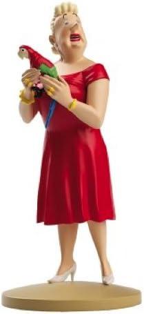 Collection figurine Tintin Castafiore parrot 13cm Moulinsart 42185 2014