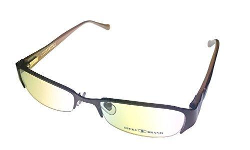 LUCKY BRAND CASEY Eyeglasses Brown 52-18-135