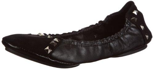 cuero Bailarinas de GEMMA 131 mujer 217 Negro Lindvig Lise 95 Black para 95 Schwarz wxqfX0Y0