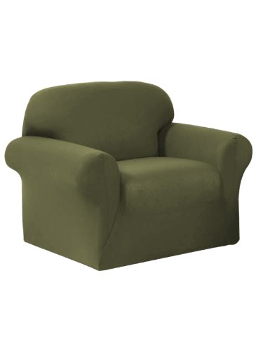 oft Jersey Slipcovers, Green ()