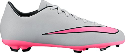Nike Jr. Mercurial Victory V FG, Scarpa da Calcetto Infantile Grey - Grey