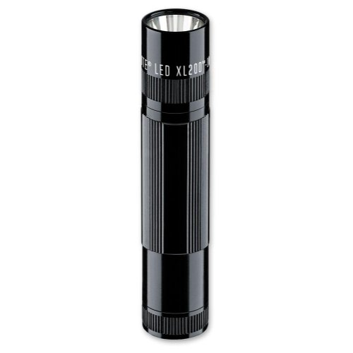 Maglite XL200 LED 3-Cell AAA Flashlight in Presentation Box Black by MagLite (Image #4)