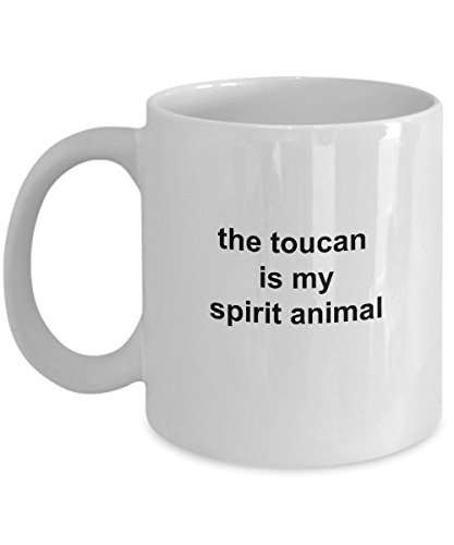 toucan coffee cup - 6