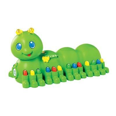 Abc Caterpillar - Leapfrog Alphabet Pal - Green