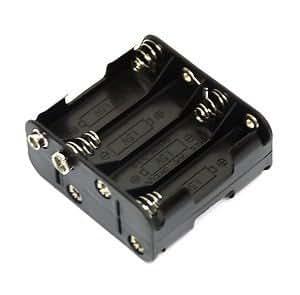 Amazon.com: Battery holder 12V 8 AA 8-AA with snap 9v