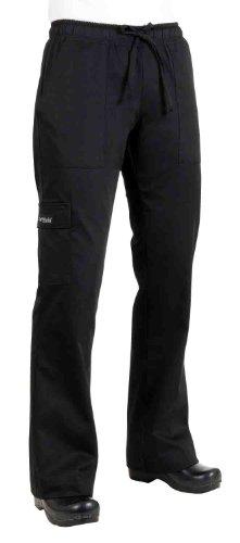 Pocket Cargo Baggy Chef Pants - 5