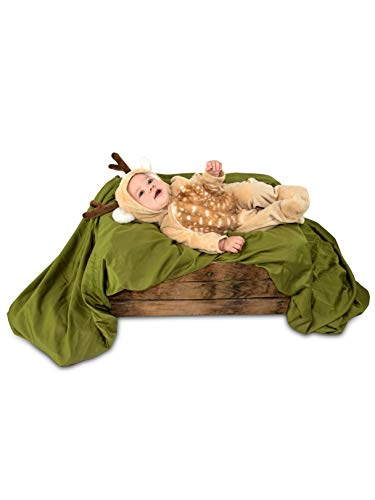 Princess Paradise Lil Buck Child's Costume, 0-3 Months -