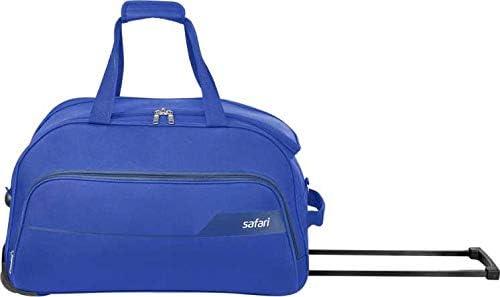 Safari Lira 65 Rdfl Duffel Strolley Bag