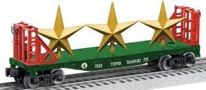 Lionel 6-29698 Tree Topper Star Transport Car