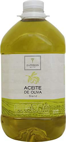 Zaphron Gourmet Aceite de Oliva Blend, 5 L