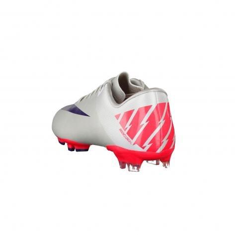 Nike Mercurial Victory II Botas de fútbol - gris