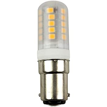 Newhouse Lighting Ba 2320 Modern Ba15d Base Led Bulb 2 3w