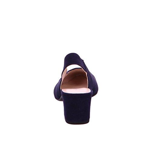 Mujer Zapatos Peter Para Vestir Kaiser De Azul w5wq7UXPx