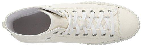 W Metà € ™ Womenâ Bianco esposizione Diesel S Cmc S Sneaker Magnete B78xzwq