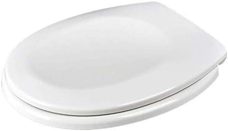 YSDHE 二つのフィッティングキットに尿素 - ホルムアルデヒド樹脂厚みの超耐性便座付き便座O型トイレのふた (Size : O-type)