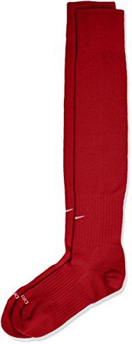 Nike Men's Classic II Cushion Over-the-Calf Football Red Sock (Football Knickers)