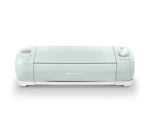 Cricut Explore Air 2 Mint (Certified Refurbished)