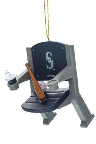 Stadium Chair Ornament, Seattle Mariners