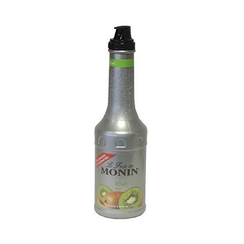 Monin - Kiwi Puree - 1L (Case of 4) by Monin