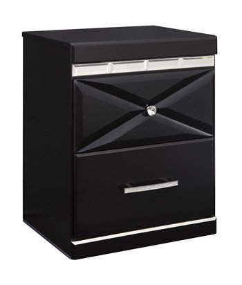 Ashley Furniture Two Drawer Night Stand