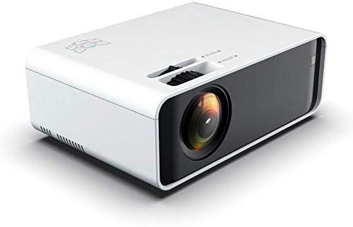 WXCZ Proyector LED Mini AN10 Resolución 720P Video 3D portátil ...