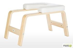 Feetup Head Stand Stool Chair Bench Yoga Stool Amazon Co