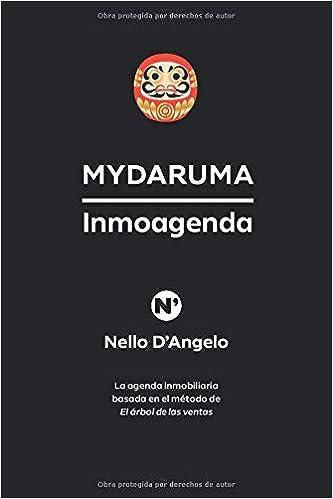 MYDARUMA. Inmoagenda: La agenda inmobiliaria basada en el método de El árbol de las ventas: Amazon.es: DAngelo, Nello: Libros