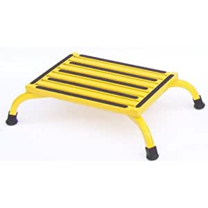 Amazon Com Aluminum Safety Bariatric Low Step Stool With