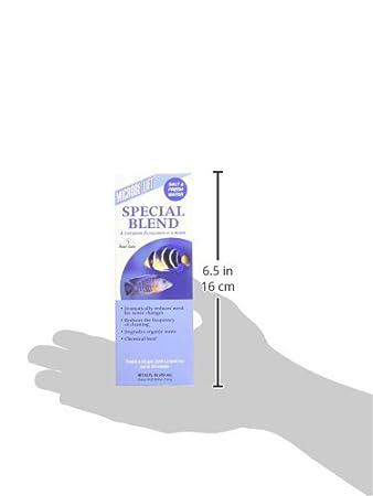Microbe-Lift Mezcla Especial para el hogar acuarios: Amazon.es: Productos para mascotas