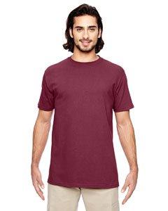 100% Organic T-shirts - econscious 5.5 Oz., 100% Organic Cotton Classic Short-Sleeve T-Shirt (EC1000)- MANZANITA, XL