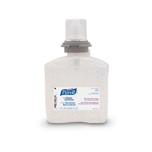 Go-Jo Industries 5456-04 PURELL TFX Hand Sanitizer, 1200 mL Refill (Hand Sanitizer Gel Refill)