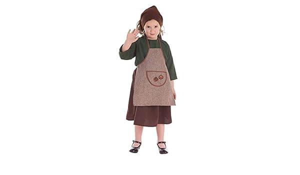Creaciones Llopis- Disfraz Infantil (3619-5): Amazon.es: Juguetes ...