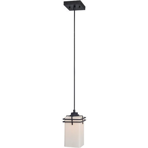 Lite Source LS-19382 Delores Mini-Pendant, Dark Bronze by HI-Lite Source by HI-Lite Source