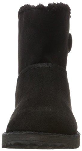 Mujer black S Botas Para 26412 Negro Slouch oliver vnUqX