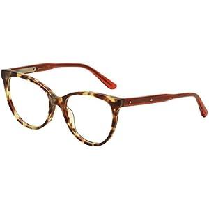 Eyeglasses Bottega Veneta BV0025O BV 0025 25O O 25 AVANA/RED