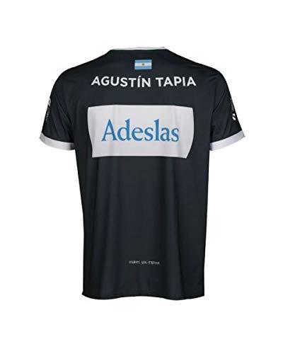 NOX Camiseta Oficial Agustin Tapia Meta 10TH Gris Azul: Amazon.es ...