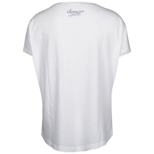 Chiemsee Top gordana - Camiseta blanco