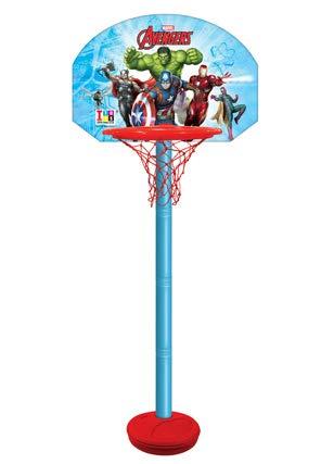 Amazon price history for IToys - Avengers Basket Ball Set (Age 3Yrs+)