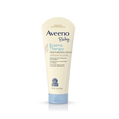 Aveeno Baby Eczema Therapy Moisturizing Cream, 7.3 Fl. Oz