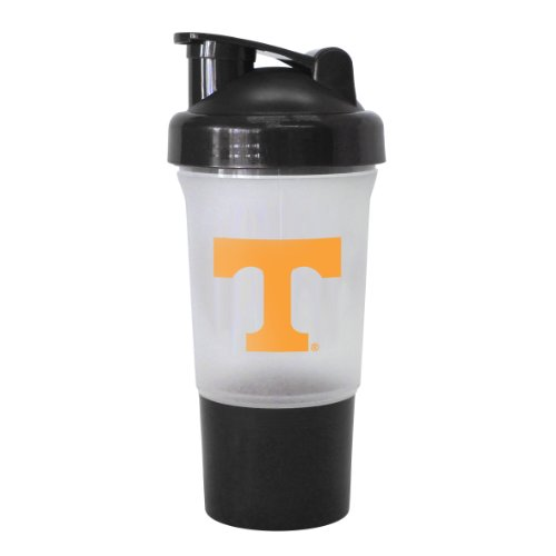 (NCAA Tennessee Volunteers Protein Shaker Bottle, 16-ounce)