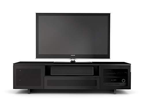 BDI 8239 B Nora Quad TV Stand & Media Cabinet, ()